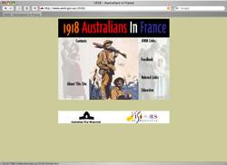 1918: Australians in France