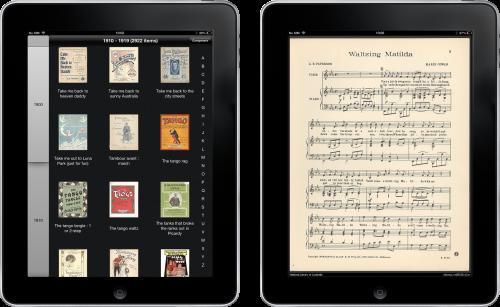Forte iPad